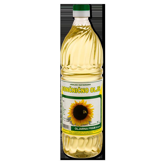 soncicno olje